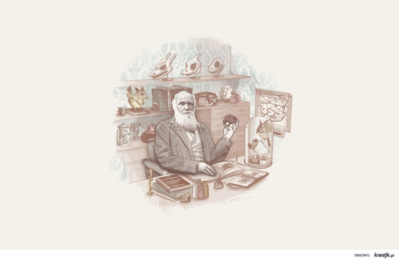 poke Darwin