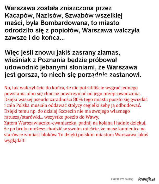 Cała prawda o Warszafffce