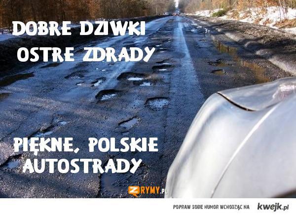 Polskie Autostady!