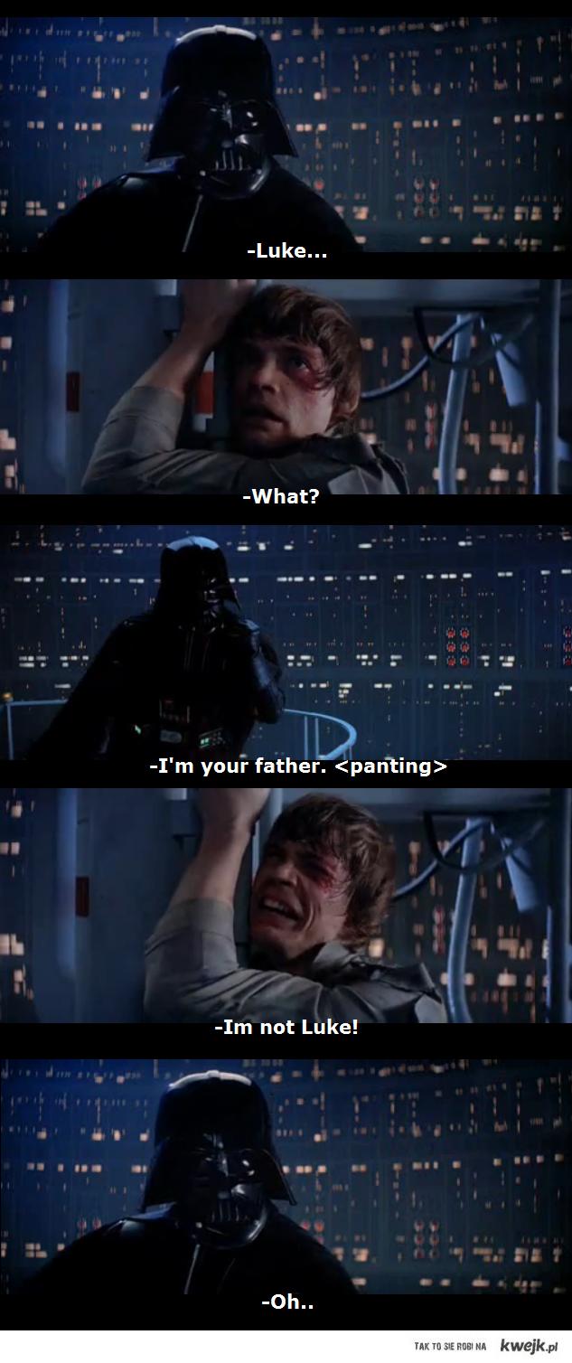 Star Wars Fail