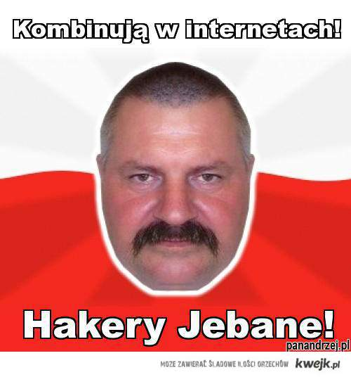 Hakery Jebane!