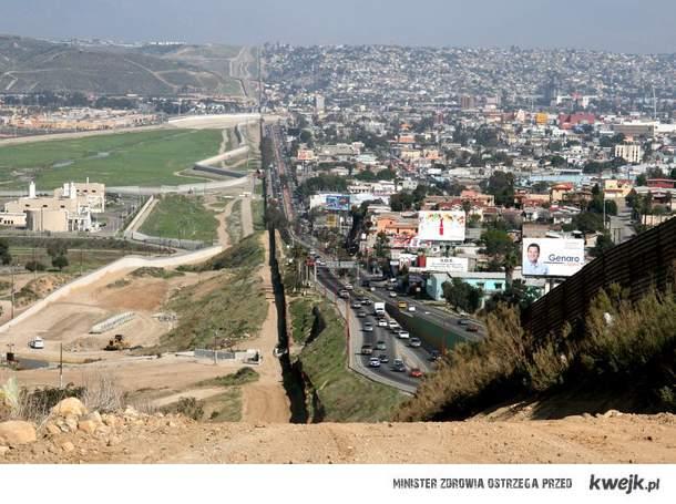 granica meksyku