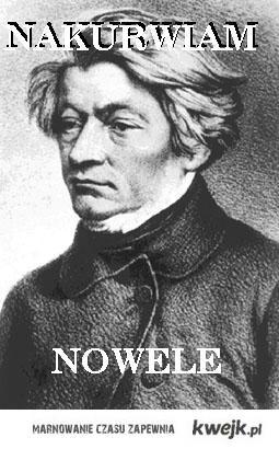 Nakurwiam Nowele