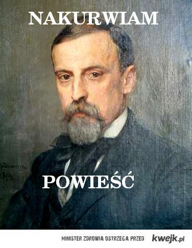 Henryk Sienkiewicz i jego powieść