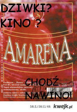 Wino Amarena