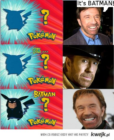 Chuck Batman