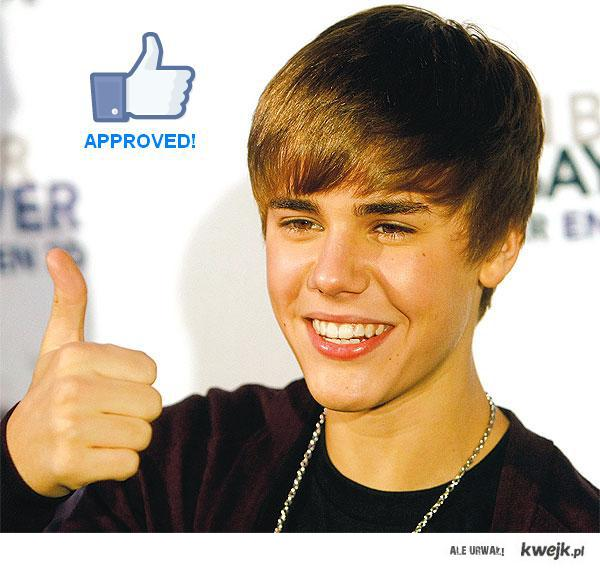 Approved by Bieber