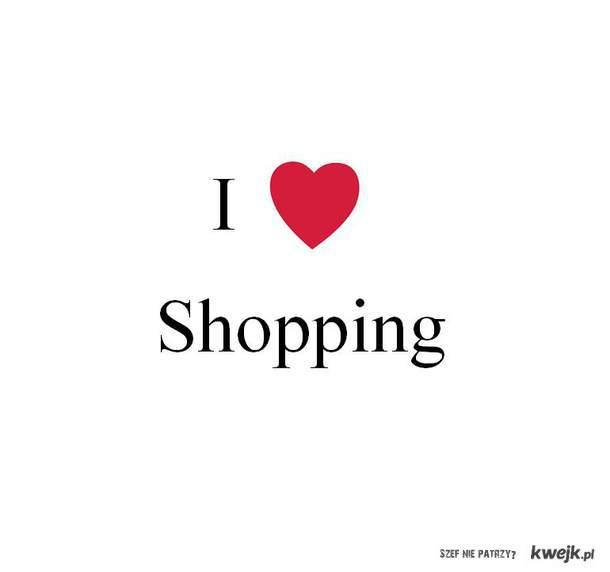 Shopping! <3