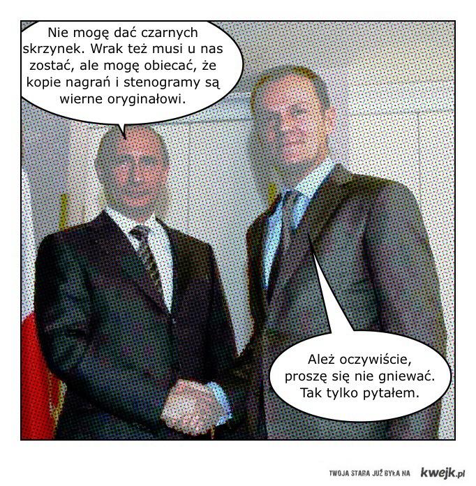 Negocjacje Polska - Rosja