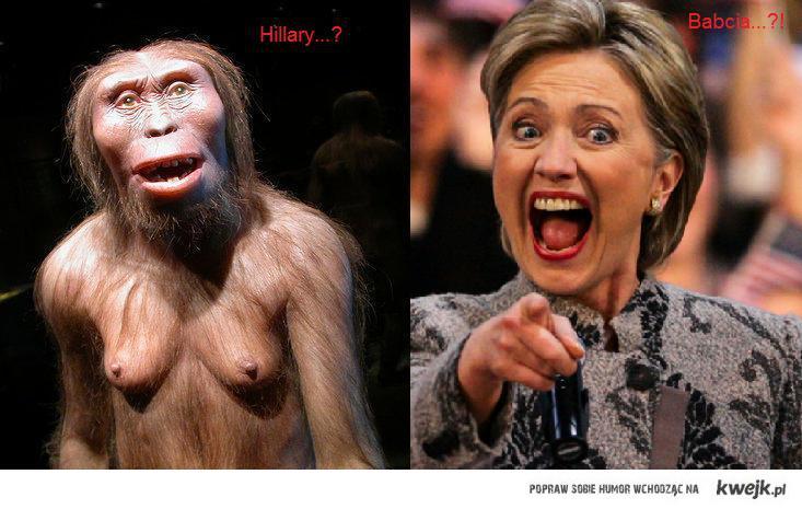 Hillary Clinton, Australopitek