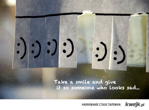 SMILE FOR YOU