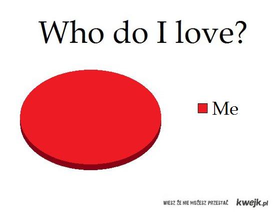 who do i love