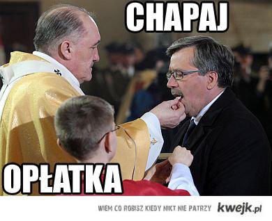 Chapaj Opłatka!