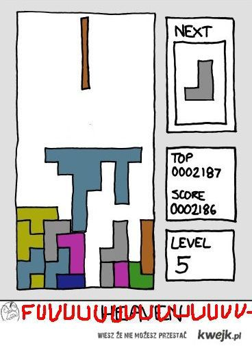 Tetris Heaven revisited