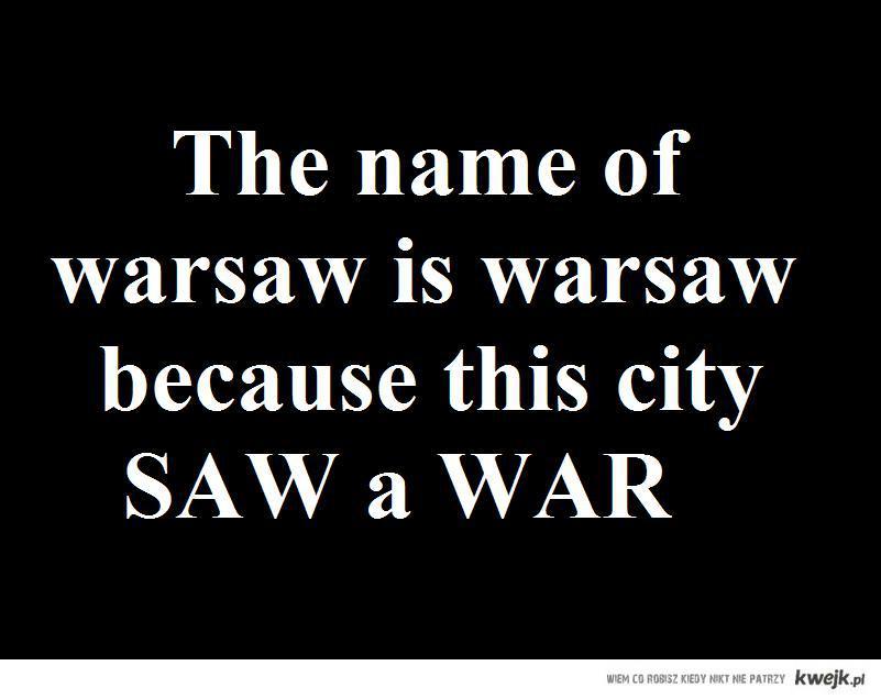 WAR SAW
