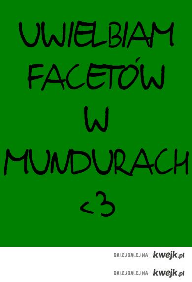 Mundury