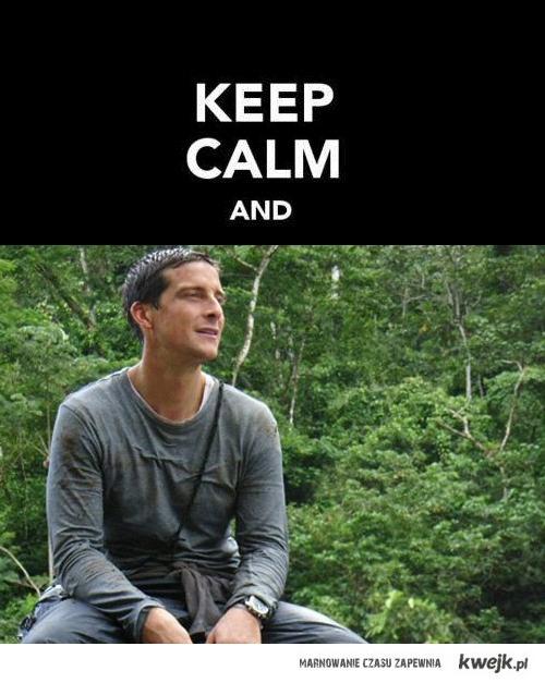 Keep Calm n'