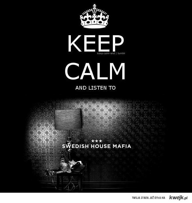 Keep calm SHM
