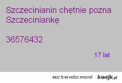 ze Szczecina