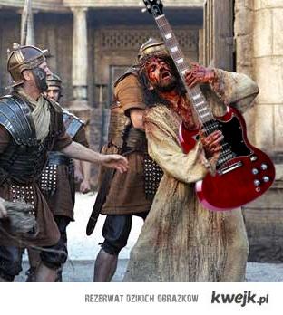 Jezus z gitarą