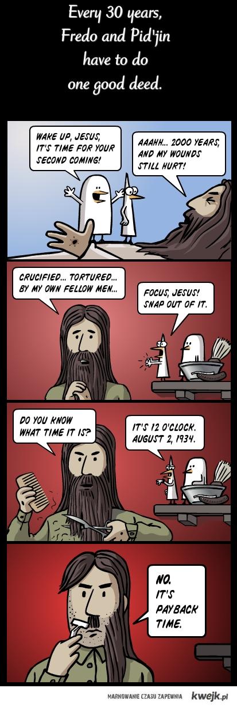 Zemsta Jezuska