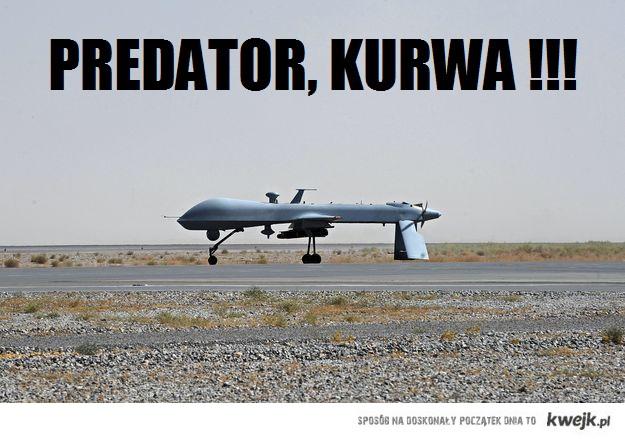 Predator, Kurwa!