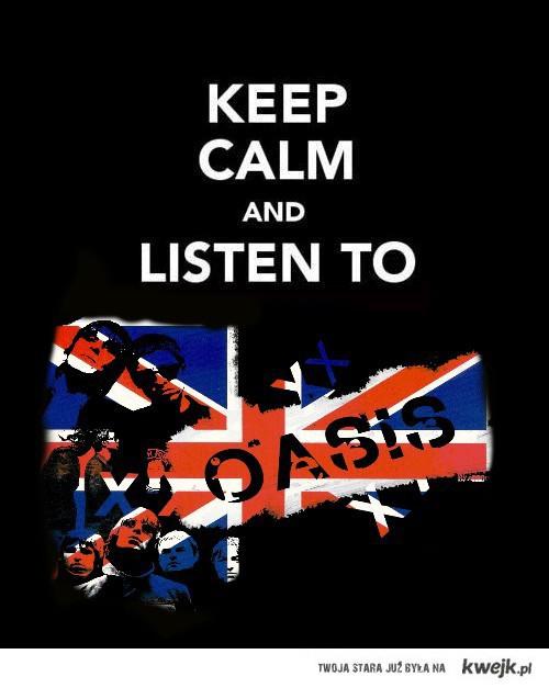 Oasis love