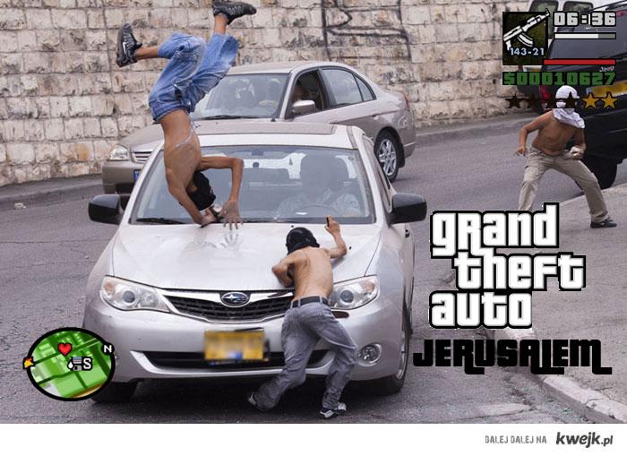 The New Grand Theft Auto