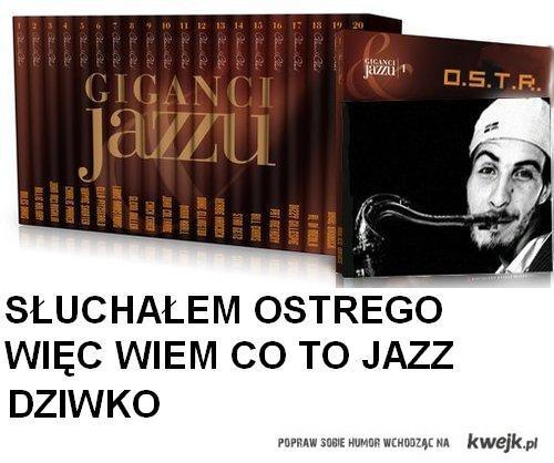 ostr jazz