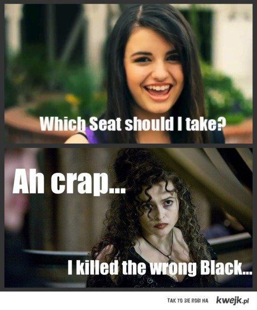 Pomyłka Bellatrix