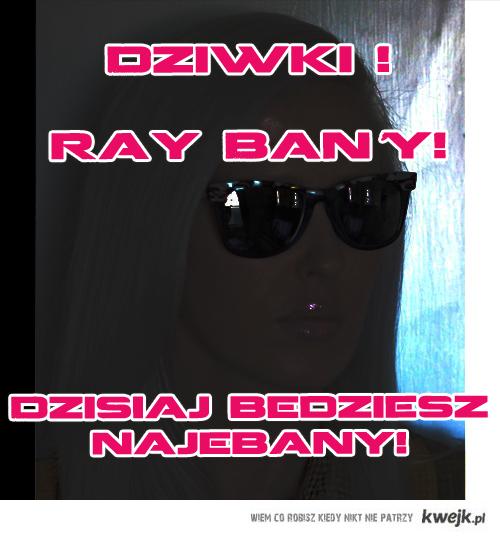 RAY BANY