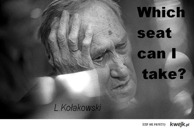 O co pytają nas wielcy filozofowie?