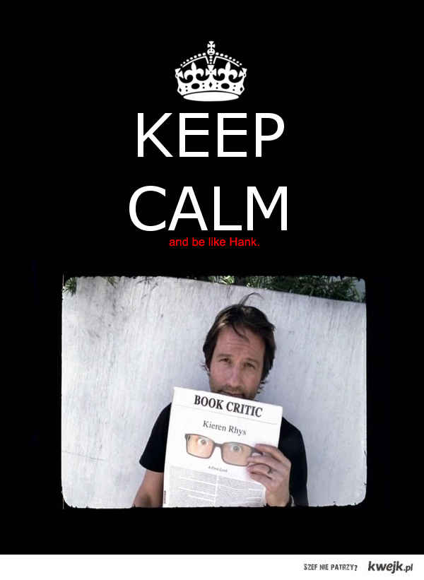 Be like Hank