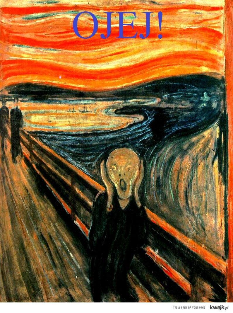 Munch - Krzyk