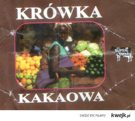 Krówka kakaowa