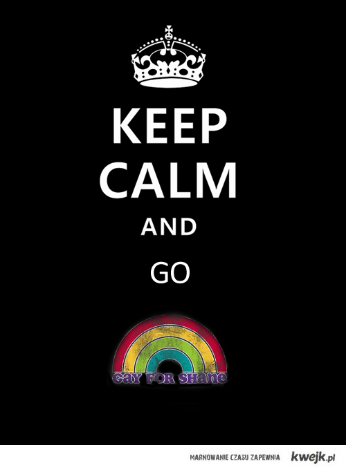 Go gay for Shane
