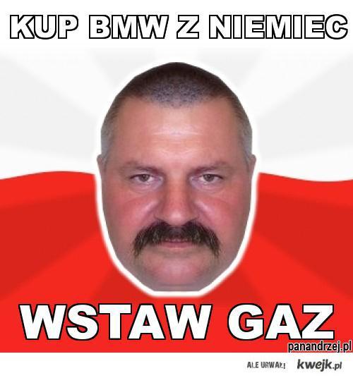 WSTAW GAZ