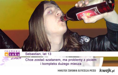 Sebatian-Szatan