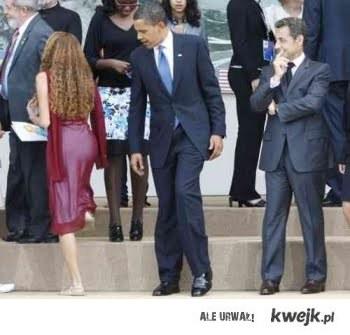 Obama też człowiek