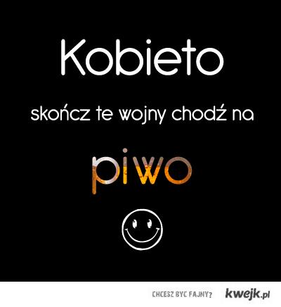 Wojenne Piwko :)