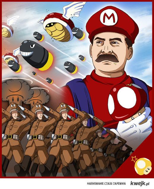 Super Mario Stalin