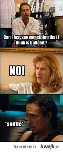 Dave Mustaine & Kirk Hammett