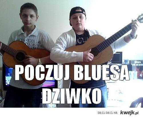 poczuj bluesa