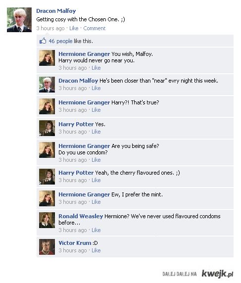 Harry Potter...?