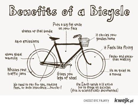 chodź na rower