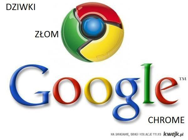 Dziwki złom - google chrome