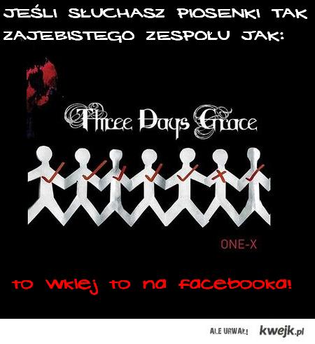Fani Three Days Grace