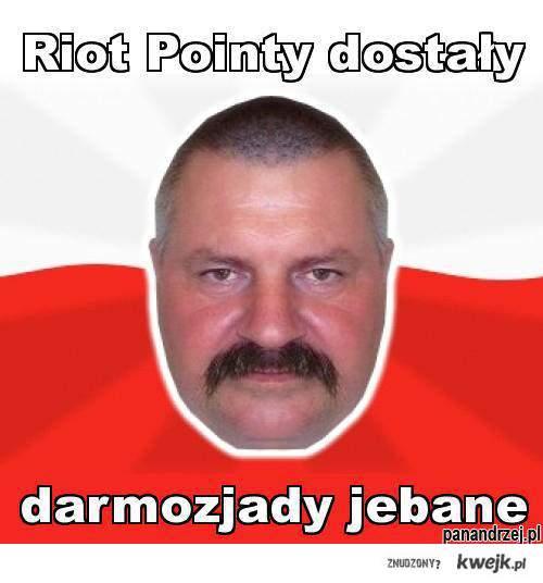Riot Pointy