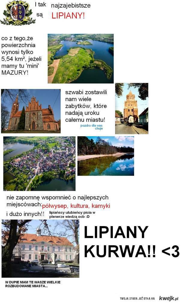 Lipiany<3