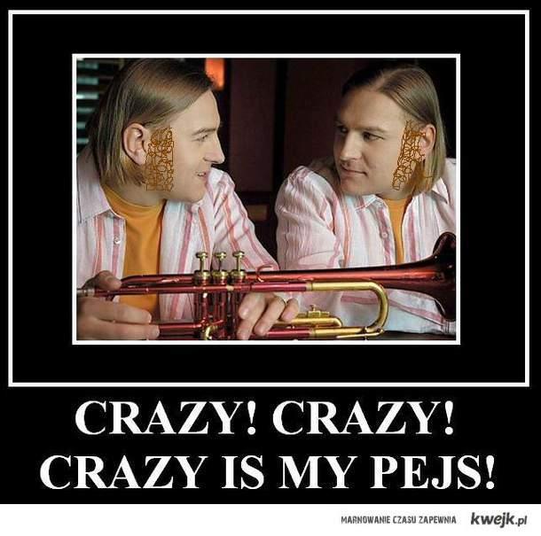 Crazy Pejs